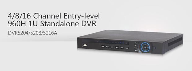 DVR Dahua per Telecamere 960H