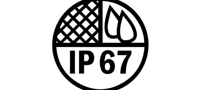 Protezione IP66 IP67 da acqua e polveri delle telecamere per videosorveglianza