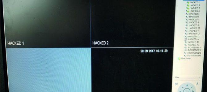 Dahua Hacked – Attacco hacker dvr Dahua – Come ripristinare il sistema